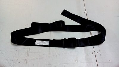 Wheel Chair Belt Continuos with plastic buckle
